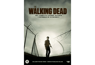 The Walking Dead - Seizoen 4 TV-serie