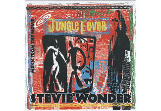 Stevie Wonder - Music From The Movie - Jungle Fever (Re-Release) - (CD)
