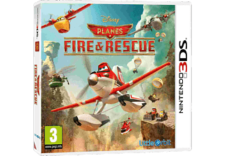 Planes: Fire & Rescue Nintendo 3DS