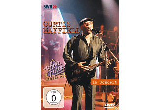 Curtis Mayfield - In Concert: Ohne Filter [DVD]