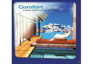 VARIOUS - Comfort Zone Vol.2 [CD]