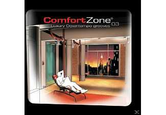 VARIOUS - Comfort Zone 3 - (CD)