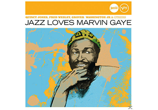 VARIOUS - JAZZ LOVES MARVIN GAYE (JAZZ CLUB) [CD]