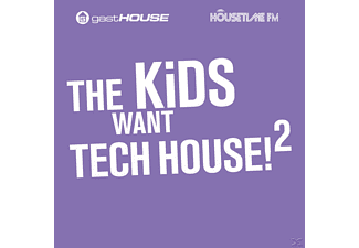 VARIOUS - The Kids Want Tech House Ii - (CD)