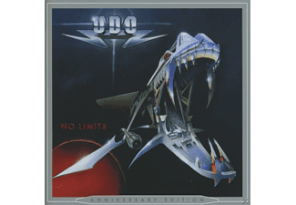 Udo - No Limits (Re-Release+Bonus) - (CD)