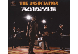 The Association - The Complete Warner Bros & Valiant - (CD)