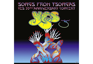Yes - Songs From Tsongas – The 35th Anniversary Concert (CD)