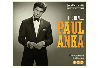 Paul Anka - The Real...Paul Anka - (CD)