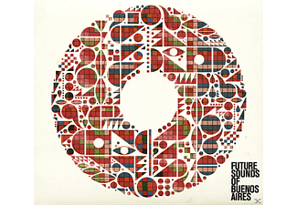 VARIOUS - Future Sounds Of Buenos Aires - (CD)