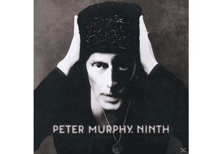 Peter Murphy - Ninth - (CD)