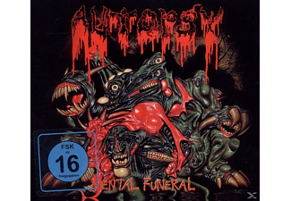 Autopsy - Mental Funeral (Special Edition) - (CD + DVD Video)