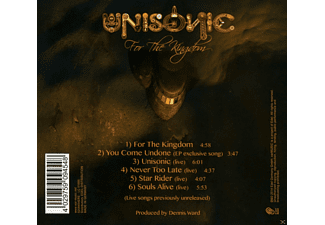 Unisonic - For The Kingdom (Ep) - (CD)