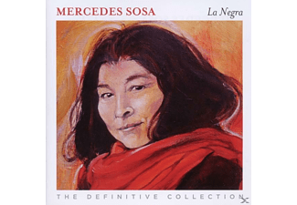 Mercedes Sosa - La Negra: The Definitive Collection - (CD)