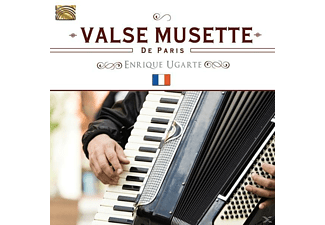 Enrique Ugarte - Valse Musette De Paris [CD]