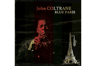 John Coltrane - Blue Paris - (LP + Bonus-CD)