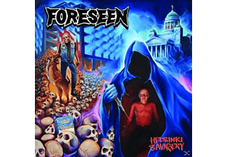 Foreseen - Helsinki Savagery [CD]