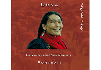 Urna - Urna - The Magial Voice From Mongolia - (CD)