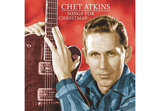 Chet Atkins - Songs For Christmas - (CD)