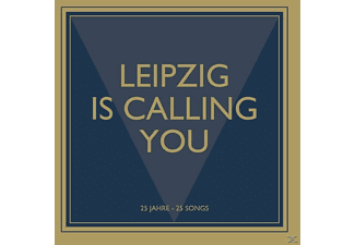 VARIOUS - Leipzig is Calling You! [CD]