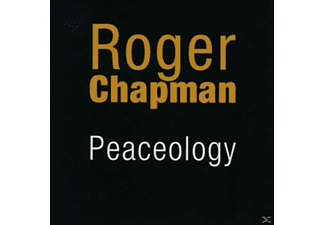 Roger Chapman - Peacology [CD]