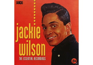 Jackie Wilson - The Essential Recordings - (CD)