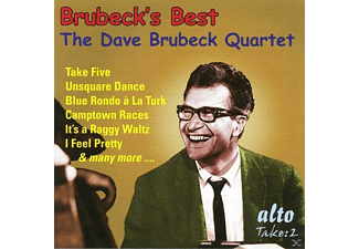 The Dave Brubeck Quartet - Brubeck's Best - (CD)