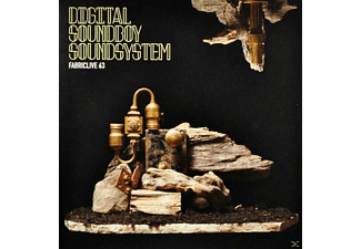 Digital Soundboy Soundsystem, VARIOUS - Fabric Live 63 [CD]