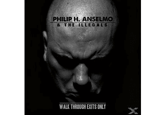 Philip H.Anselmo & The Illegals - Walk Through Exits Only (Swamp Green Vinyl Gatefold) [Vinyl]