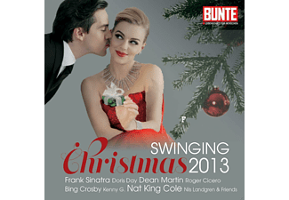 VARIOUS - Swinging Christmas 2013 - (CD)