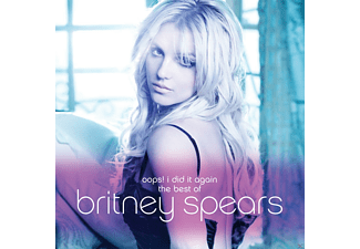 Britney Spears - OOPS! I DID IT AGAIN-THE BEST OF BRITNEY SPEARS - (CD)
