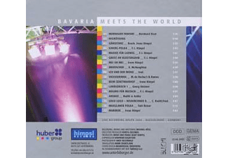 Unterbiberger Hofmusik - Bavaria Meets The World-Live [CD]