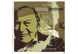 Woody Herman - Jazz Anthology - (CD)