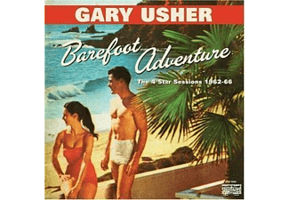 Gary Usher - Barefoot Adventure - (CD)