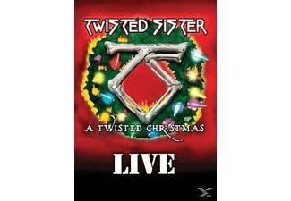 Twisted Sister - A December To Remember [DVD]