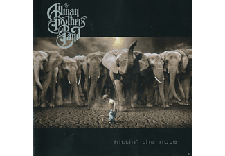 The Allman Brothers Band - Hittin The Note - (CD)
