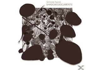 Schneider/Kacirek - Shadows Documents - (LP + Bonus-CD)