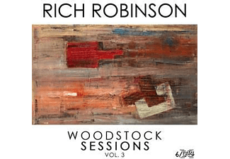 Rich Robinson - The Woodstock Sessions Vol.3 (Live) [CD]