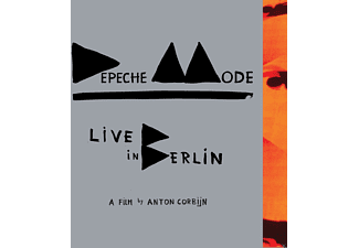 Depeche Mode - Depeche Mode Live in Berlin - (CD + DVD Video)