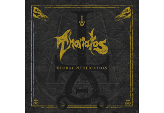 Thanatos - Global Purification (Limited Digi-Pack) - (CD EXTRA/Enhanced)