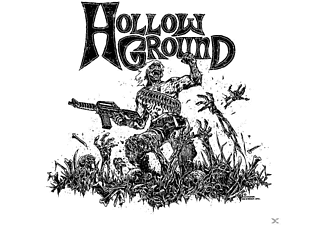 Hollow Ground - Warlord [CD]
