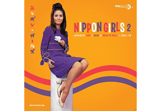 VARIOUS - Nippon Girls 2-Japanes Pop, Beat & Rock'n'roll - (CD)
