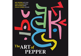 Art Pepper - The Art Of Pepper - (CD)