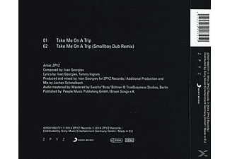 Zpyz - Take Me On A Trip - (Maxi Single CD)