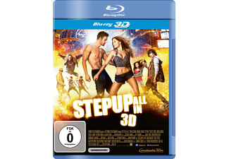 Step Up All in - (3D Blu-ray)