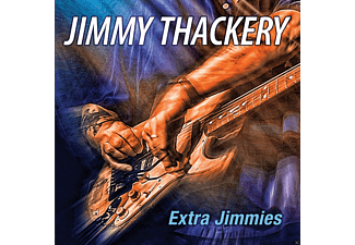 Jimmy Thackery - Extra Jimmies - (CD)