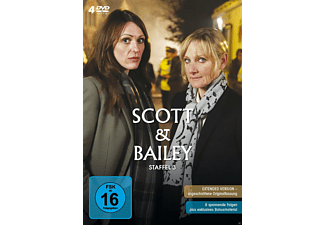 Scott & Bailey - Staffel 3 - (DVD)