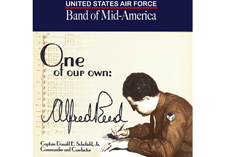 U.S. Air Force Band Of Mid-America - One Of Our Own: Alfred Reed - (CD)