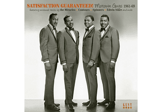 VARIOUS - Satisfaction Guaranteed-Motown Guys 1961-69 - (CD)