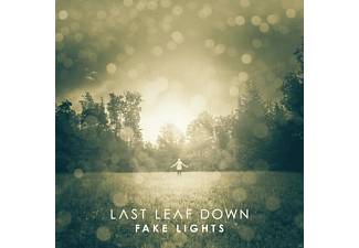 Last Leaf Down - Fake Lights [CD]