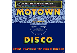 VARIOUS - John Morales Presents Motown Divas (Limited Edt.) [Vinyl]